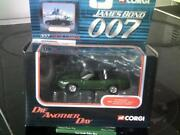 James Bond Toy Cars