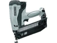 HITACHI NT65GB 16G ANGLED 2ND FIX BRAD NAILER BRAND NEW UK CE