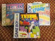 Game Boy Tetris SEALED