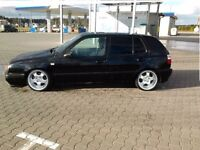 RH cup deep dish alloy wheels, 9J, Vw Seat, Bmw e30