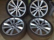 Jaguar XF Wheels