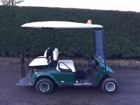 Used Electric Golf Buggy
