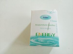 Energy - Sterile Disposable Acupuncture Needles