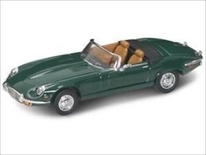 Jaguar E Type Model