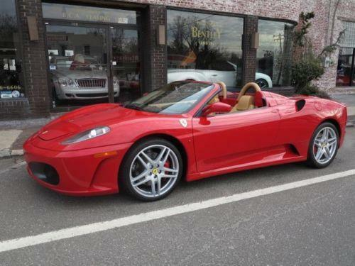 ferrari f430 spider ebay. Black Bedroom Furniture Sets. Home Design Ideas