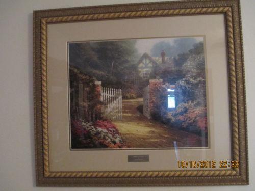 Home Interior Thomas Kinkade | eBay
