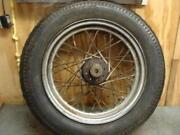 Ironhead Rear Wheel