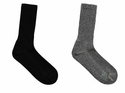 Fruit of the Loom Work Gear Socks Socken Strümpfe gepolsterte Sohle 3er Pack