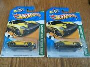 2012 Hot Wheels Treasure Hunt