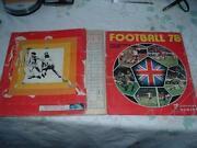 Panini Football Sticker Book
