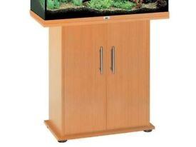 Aquarium Cabinet in Beech (for Juwel Rio 125 Aquarium)