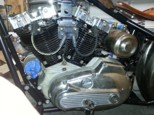 Harley Davidson: Sportster Engine