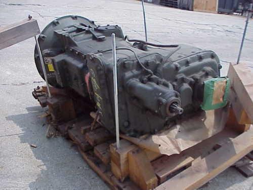 Military 10 Ton M123 G792 Mack 6x6 Transmission Rebuilt