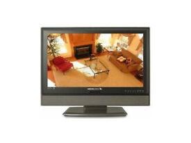 "Hannspree 37"" LCD HD Flat Screen WidescreenTV Television"