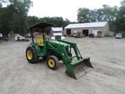 John Deere Tractor 4x4