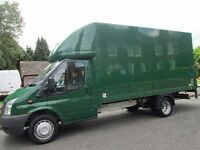 MAN AND VAN ** REMOVAL SERVICES ** HOUSE CLEARANCE ** RUBBISH REMOVAL **
