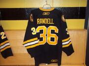 Bruins Game Worn