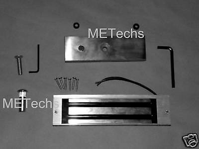 Electromagnetic Electric Magnetic Lock 615lb Fail Safe