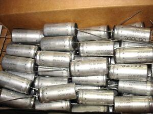 10pcs RIFA 100uf 100v 125c Long Life Hi-Temp Electrolytic Capacitors Tube Bias