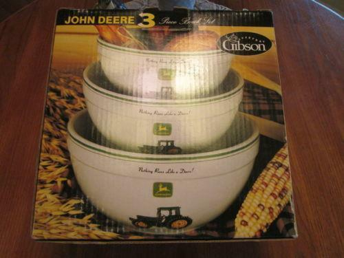 John Deere Bowl : John deere bowl ebay