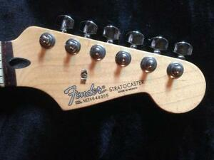 Fender Stratocaster Mexico Electric Ebay