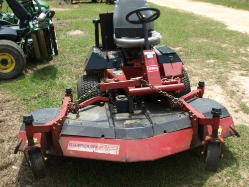 Toro Groundsmaster Lawnmowers Ebay