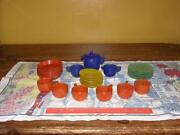 Childrens Glass Dishes