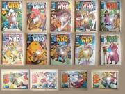 Doctor Who Job Lot