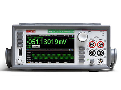Keithley Dmm7510 Multimeter New