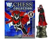 BATWOMAN DC CHESS FIGURE & MAGAZINE #27 DC COMICS EAGLEMOSS UK Molendinar Gold Coast City Preview