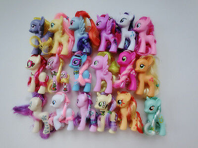 "My Little Pony MLP 3"" Toy Figures Various Choose Your Favorite Pony New Loose"