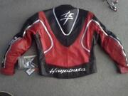 Hayabusa Leather Jacket