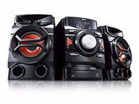 LG-CM4350-X-BOOM-Bluetooth-Wireless 260 Watt RMS