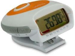 Oregon Scientific Tiny Digital Pedometer with Calorie Counter and 1 Week Memory