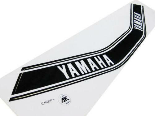 Yamaha Chappy Seat