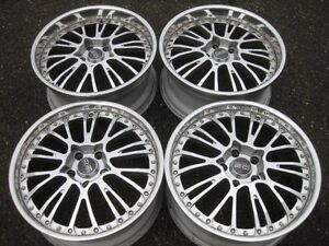 "set of 19"" Botticelli III OZ Racing 2 piece forged rims Nice con"