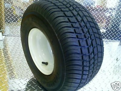 """8"""" Trailer Rim Tire Wheel Assem Golf Cart EZGO 4H 3H290"""