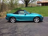 Mazda mx5 good condition make me an offer!!!