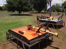 TRACTOR SLASHER AGRI 6FT HEAVY DUTY 100HP 5MM DECK NEW Penshurst Southern Grampians Preview