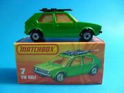 Matchbox Superfast VW