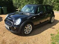 Mini, , Cooper S, 2004, ONLY 16500 miles from NEW , yes only 16500 miles, collectible investment