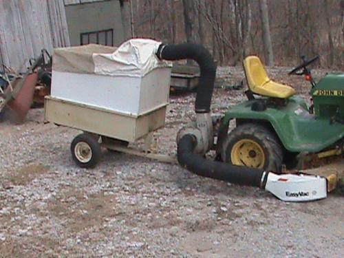 Yard Vacuum Ebay