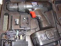 sealey CP18035V Cordless Drill & Driver