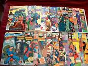 Superman Comic Lot