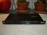 Rack mount delay unit 80s TC-5 audio digital $100 or trade