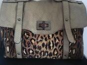 Next Animal Print Bag
