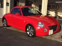 2004 54 DAIHATSU COPEN 659 ROADSTER - **ONE LADY OWNER!!** LOW MILES***