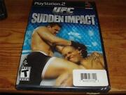 UFC Sudden Impact PS2