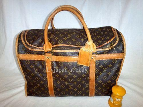 07dbea4578a0 Louis Vuitton Dog Carrier