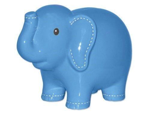 Elephant piggy bank ebay - Ceramic elephant piggy bank ...